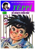 Truyện tranh Teppi - Tập 21