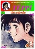Truyện tranh Teppi - Tập 6