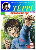 Truyện tranh Teppi - Tập 2