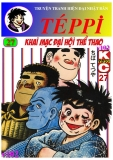 Truyện tranh Teppi - Tập 27