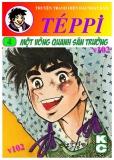 Truyện tranh Teppi - Tập 4