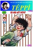 Truyện tranh Teppi - Tập 22