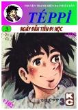 Truyện tranh Teppi - Tập 3