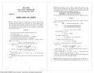 Bài giảng xác suất thống kê - Chương 4: Kiểm định giả thiết
