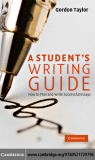 A Student's Writing Guide
