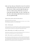 9 bước dạy vẹt giơ chân lên chào và bắt tay