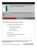 NCHRP Report 628: Self-Consolidating Concrete for Precast, Prestressed Concrete Bridge Elements