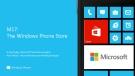 M17: The Windows Phone Store