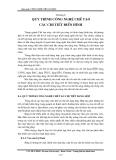 Giáo trình Công nghệ chế tạo máy - Chương 8: Quy trình công nghệ chế tạo các chi tiết điển hình