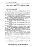 Giáo trình công nghệ chế tạo máy - Lưu Đức Bình 10