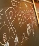 Đề cương môn học thực hành Vật lý đại cương