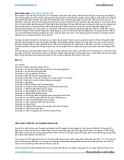 Giao dịch ngoại hối - Kinh doanh Forex
