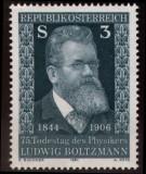 Nhà vật lý thống kê Ludwig Boltzmann