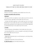 Nghị luận về một đoạn trích, một tác phẩm văn xuôi: Ngữ văn 12 tuần 21