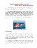Năng lượng sóng biển Việt Nam
