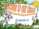 Bài giảng Tiếng Anh 6 unit 14: Making plans
