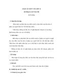 Giáo án Ngữ văn 12 tuần 27 bài: Số phận con người