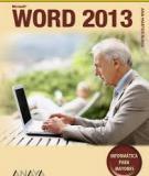 Viết blog với Microsoft Word 2013