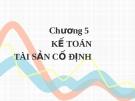 Bài giảng môn kế toán doanh nghiệp - Chương 5