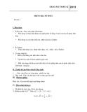 Giáo án bài Phép chia số phức - Toán 12 - GV.N.P.Anh