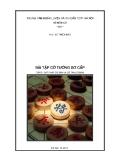 Tập 3 Sát pháp cơ bản và cờ tàn cơ bản - Bài tập cờ tướng