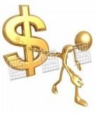 Bài tập thị trường tài chính