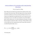 Giải bài toán Markowitz: Tối ưu hóa danh mục đầu tư chứng khoán bằng VBA for Excel