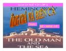 Bài giảng Ngữ văn 12 tuần 28 bài: Ông già và biển cả