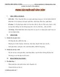 Phong cách ngôn ngữ hành chính: Ngữ văn tuần 31 lớp 12 - Giáo án