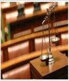 Bộ câu hỏi thi vấn đáp học phần Luật học so sánh
