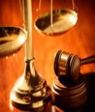 Tài liệu tư pháp quốc tế - vấn đề 3