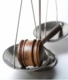 53 Câu hỏi thi vấn đáp học phần tư pháp quốc tế