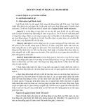 MỘT SỐ VẤN ĐỀ VỀ PHÁP LUẬT HÀNH CHÍNH