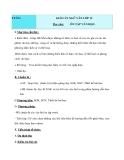 Giáo án Ngữ văn 12 tuần 34 bài: Ôn tập phần văn học