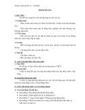 Hàm số - Giáo án môn toán lớp 10