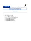 Giáo trình nghiên cứu Marketing: Chương VIII. Phân tích và diễn giải dữ liệu trong nghiên cứu marketing - Trường ĐH Đà Nẵng