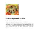 Giáo trình quản trị Marketing - ThS. Nguyễn Ngọc Long (Sưu tầm & hiệu chỉnh)