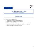 Giáo trình nghiên cứu Marketing: Chương II. Xác định vấn đề và mục tiêu nghiên cứu marketing - Trường ĐH Đà Nẵng