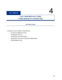Giáo trình nghiên cứu Marketing: Chương IV. Các thang điểm đo lường trong nghiên cứu marketing - Trường ĐH Đà Nẵng