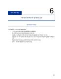 Giáo trình nghiên cứu Marketing: Chương VI. Tổ chức thu thập dữ liệu - Trường ĐH Đà Nẵng