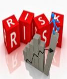 Bài giảng về Quản trị rủi ro lãi suất - TS Trương Quang Thông