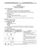 Vật lý 12  - giáo án mạch dao động