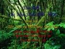 Tìm hiểu các khu sinh thái học