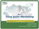 Marketing căn bản -  Đinh Tiên Minh ( bài 1)