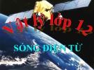 Bài giảng Vật lý 12 bài 22: Sóng điện từ