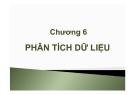 Phương pháp nghiên cứu kinh doanh - Chương 6: Phân tích dữ liệu
