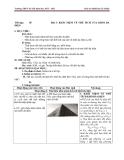 Hình học 12 chương 1 bài 1 : Khái niệm về thể tích của khối đa diện
