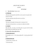 Giáo án Ngữ văn 11 tuần 24 bài : Lai Tân - Hồ Chí Minh