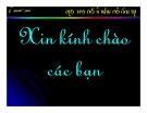 Hướng dẫn cách học chữ Thái - Ths. Lò Mai Hương