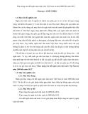 Đề tài: Thực trạng cân đối ngân sách nhà nước Việt Nam từ năm 2009 đến năm 2012